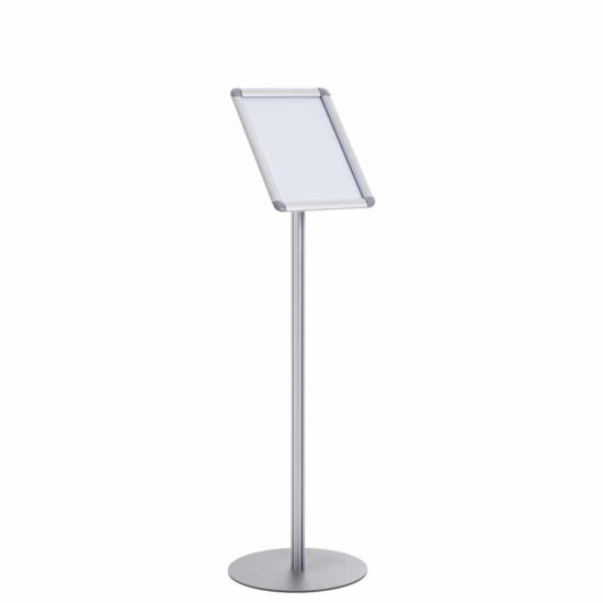 Bi-Office Stand and Curled Snap Display A4