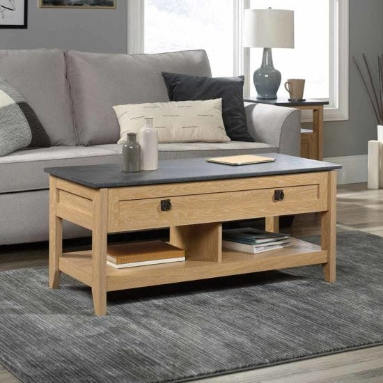 Teknik Office Home Study Lift Up Coffee Table