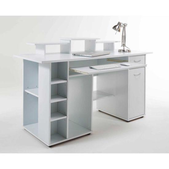 Alphason San Diego Office Desk Workstation