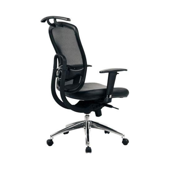 High Back Mesh Chair with Chrome Base