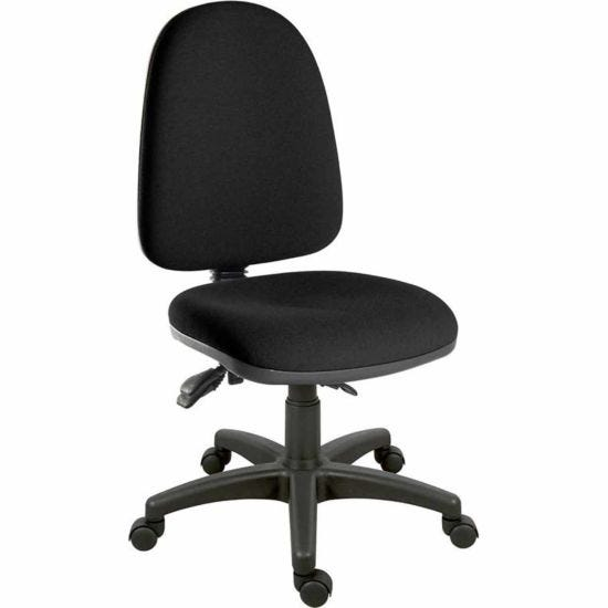 Teknik Office Ergo Trio Fabric Chair Black