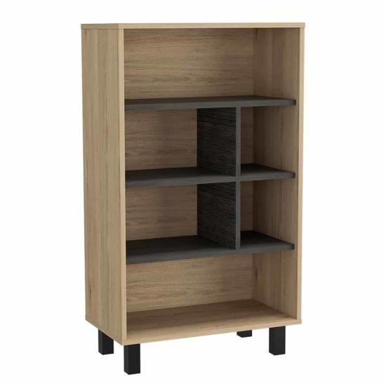 Harvard Two Tone Display Bookcase