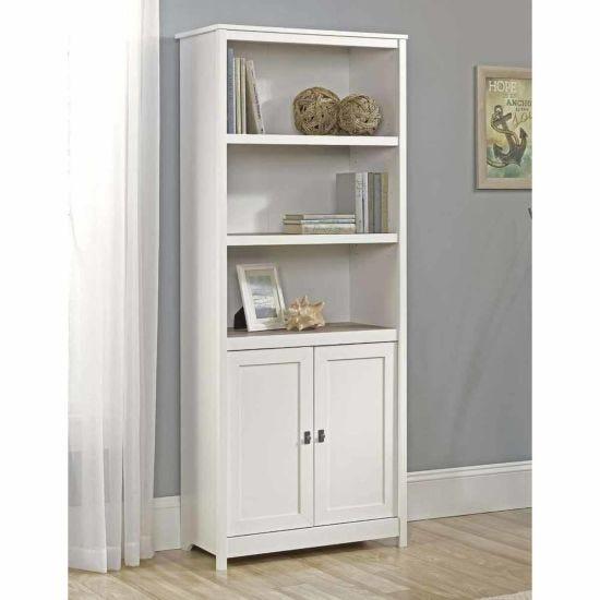Teknik Bookcase W/Doors