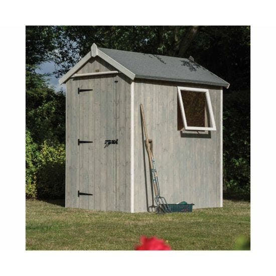 Rowlinson Heritage Garden Shed 6 x 4Ft