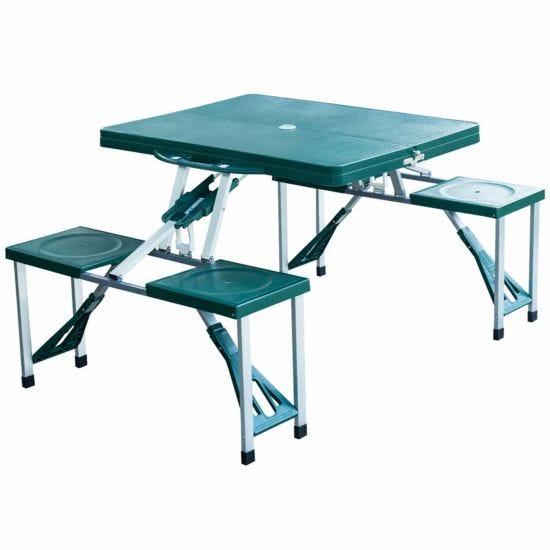 Alfresco Folding Aluminium Picnic Table
