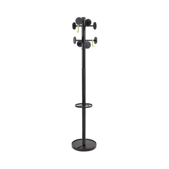Alba Coat Stand 8 with XLarge Pegs