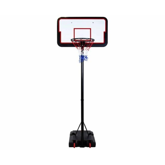 Charles Bentley Adjustable Portable Basketball Hoop