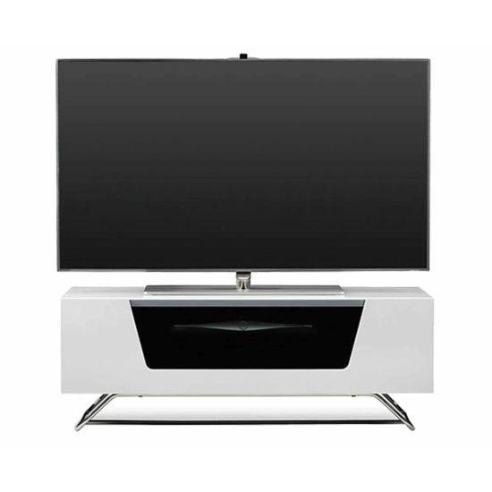 Alphason Chromium 1000 TV Cabinet