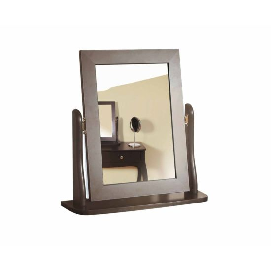 Steens Baroque Adjustable Dresser Mirror Black