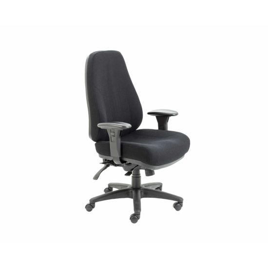 TC Office Panther Heavy Duty Fabric Task Chair