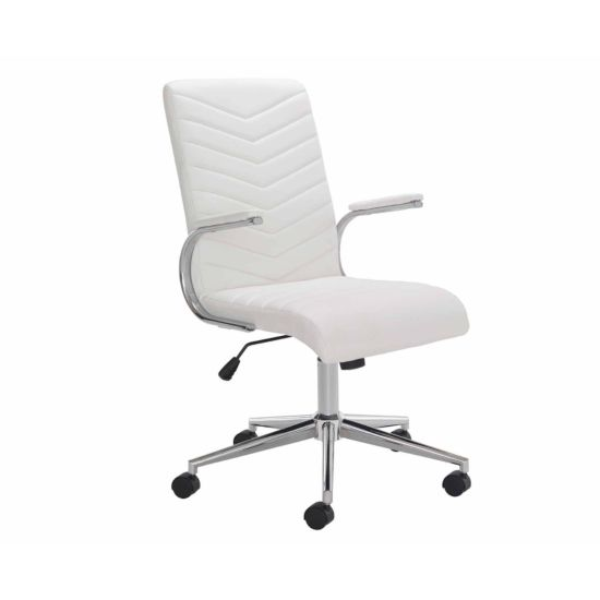 TC Office Baresi Designer Executive Chair White