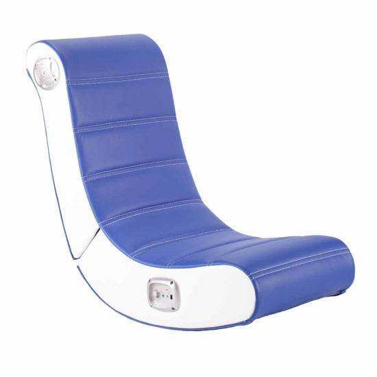 X Rocker Play Gaming Chair Blue