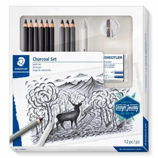 Staedtler Design Journey Charcoal Set