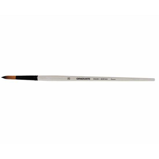 Daler Rowney Graduate Brush Synthetic Bristle Round 20LH