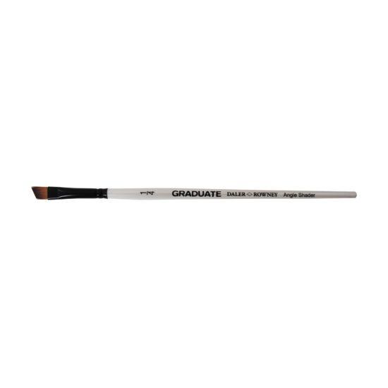 Daler Rowney Graduate Brush Angle Shader Quarter