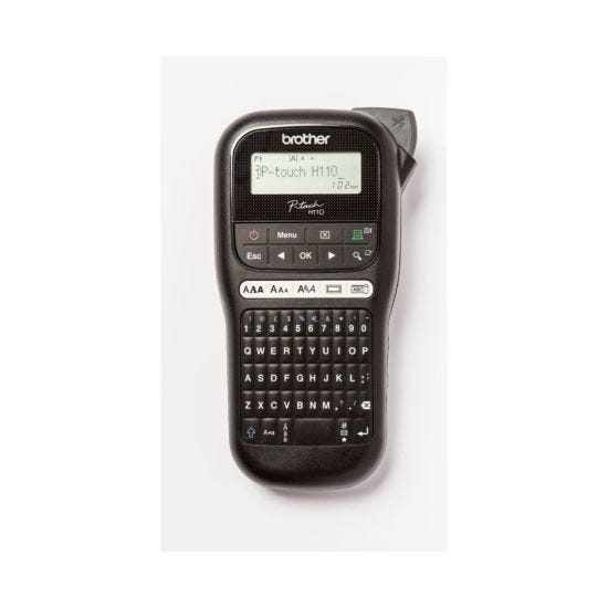 Brother PTH110 Handheld Labelling Machine