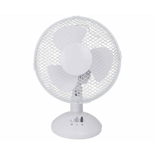 Status 9 inch Oscillating Desk Fan
