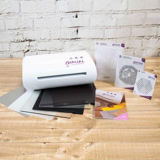 Crafters Companion Gemini Die Cutting and Embossing Machine