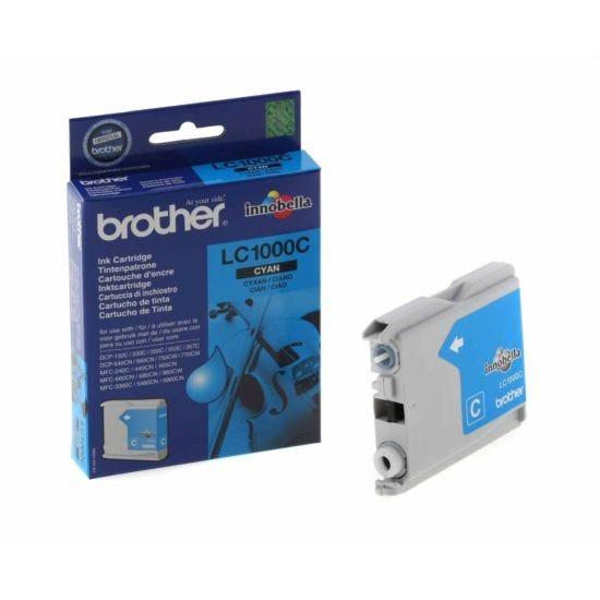 Brother LC1000 Ink Cartridge Cyan