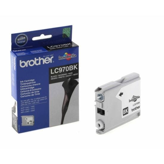 Brother LC970BK Ink Cartridge
