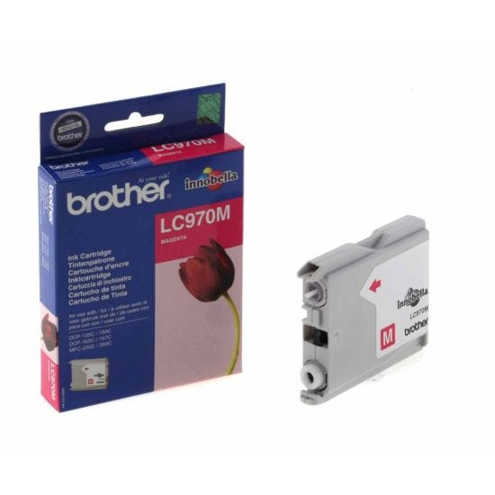Brother LC970M Ink Cartridge