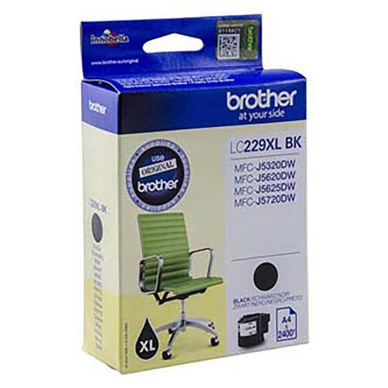 Brother LC229XLBK High Yield Cartridge