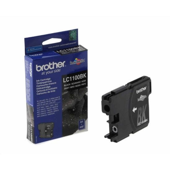 Brother LC1100BK Ink Cartridge