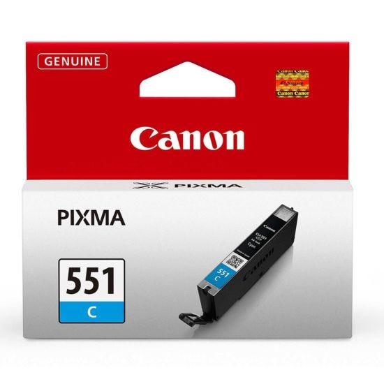 Canon CLI-551 Ink Colour Cartridge Cyan