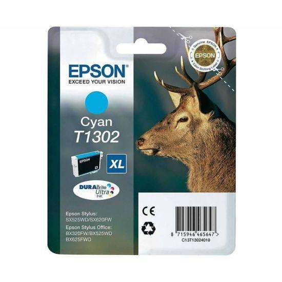 Epson T1302 Inkjet Cartridge 10.1ml