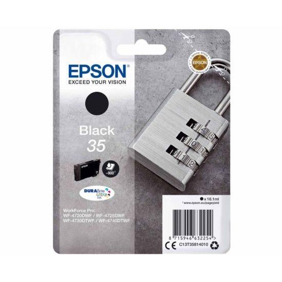 Epson 35 Black Ink Cartridge
