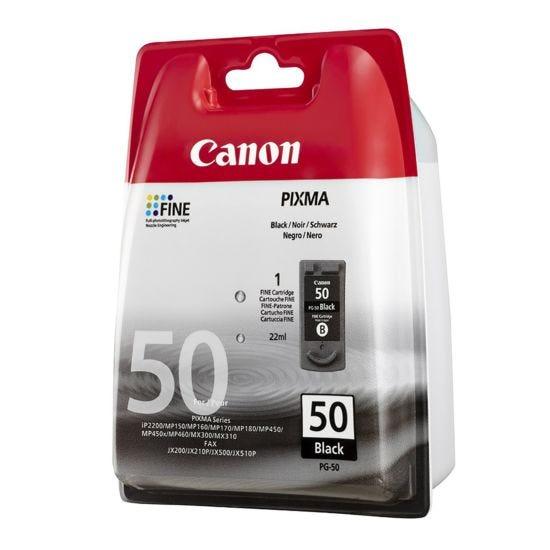 Canon BJ PG-50 Ink Cartridge Black