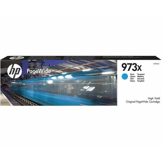 HP 973X Cyan Original Ink Cartridge
