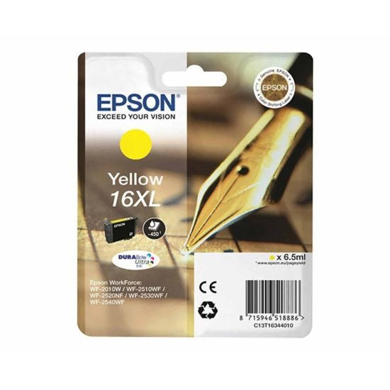 Epson T1634 16XL Ink Yellow