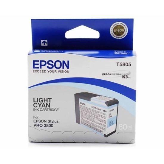 Epson PrO3800 Ink Light Cyan