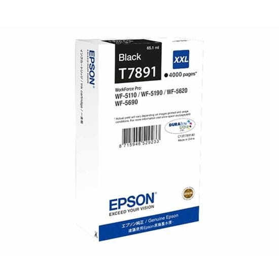 Epson WF5000 Series XXL Black