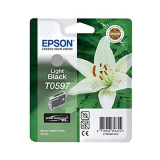 Epson T0597 Ink Light Black