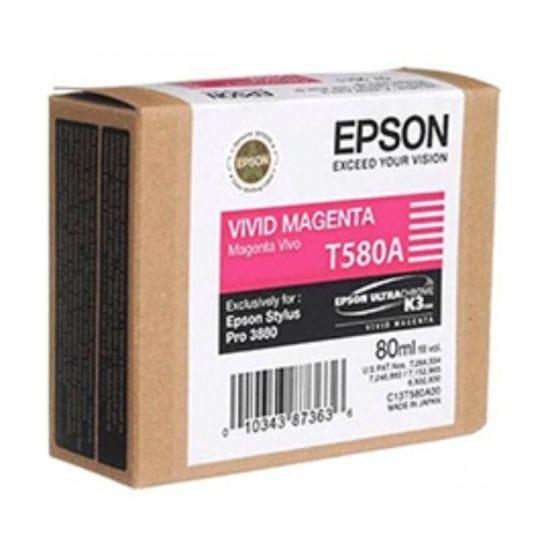 Epson PRO3880 V Ink Cartridge Magenta