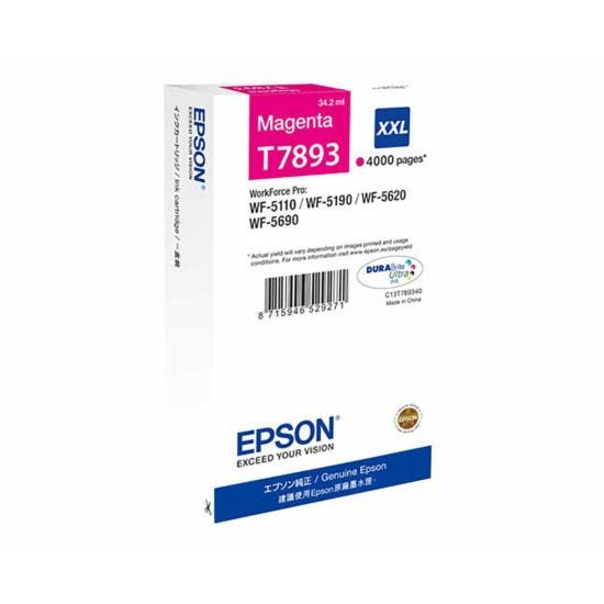 Epson WF5000 Series XXL Ink Cartridge