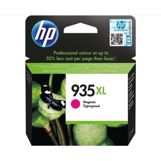 HP 935XL High Yield Magenta Original Ink Cartridge C2P25AE
