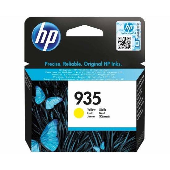 HP 935 Ink Cartridge Yellow