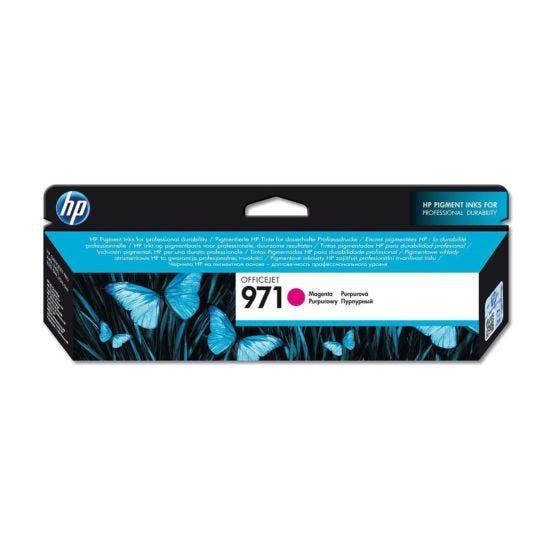 HP 971 Officejet Ink Cartridge HP CN623AE Magenta