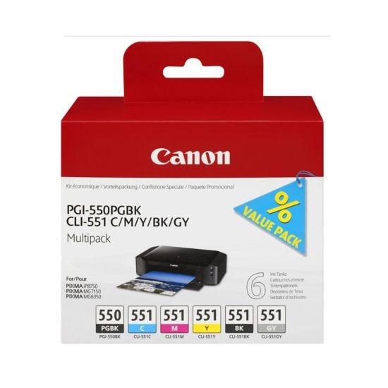 Canon PGI-550 Value Pack