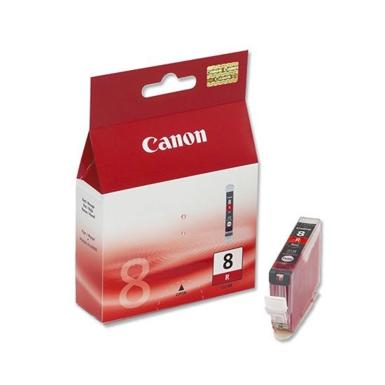Canon CLI-8 Red Ink Cartridge