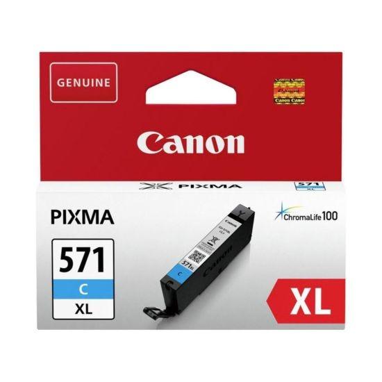 Canon CLI-571XL Cyan Ink Cartridge
