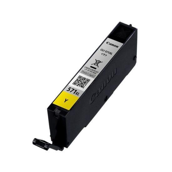 Canon CLI-571XL Yellow Ink Cartridge