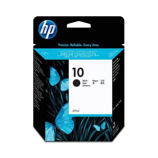 HP 10 Ink Cartridge Black