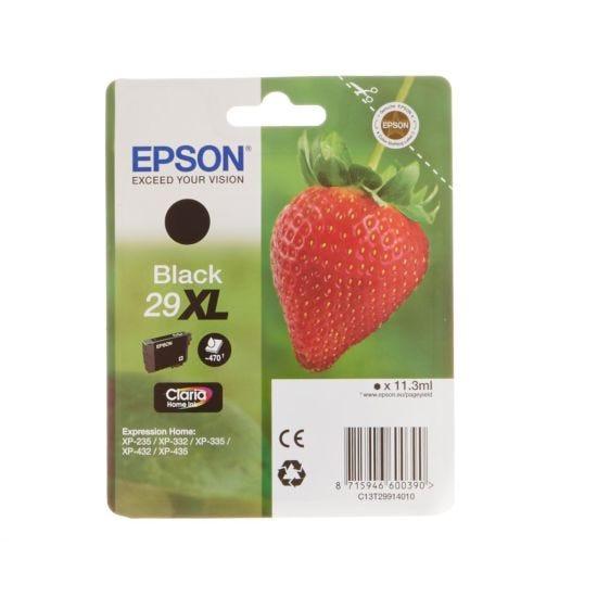 Epson 29 Strawberry Home Ink Cartridge XL Black