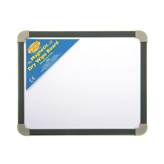 Magnetic Dry Wipe Board 30x25cm