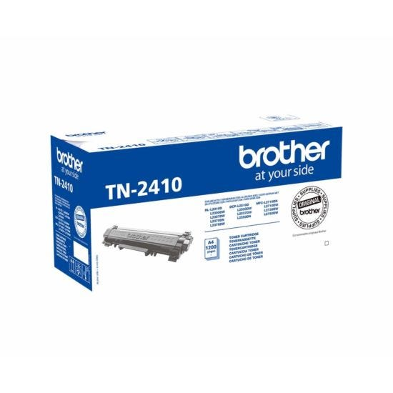 Brother TN-2410 Black Original Toner Cartridge