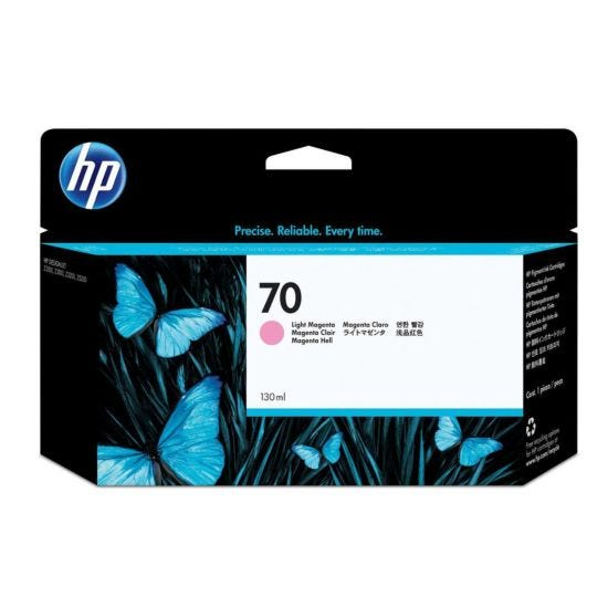 HP 70 Light Magenta Original Ink Cartridge